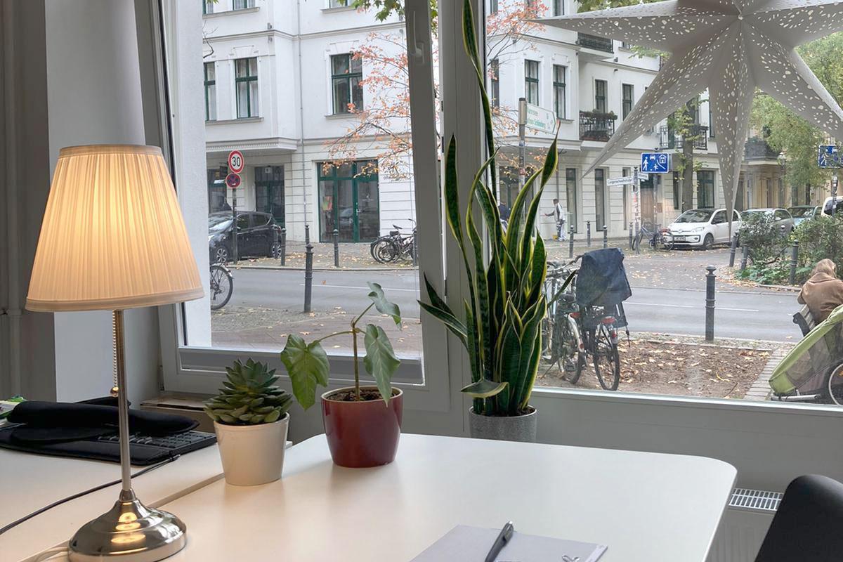 Büroplätze zu vermieten